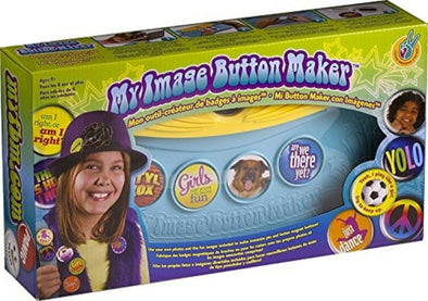 Honeypiekids | Choose Friendship My Image Button Maker Craft Kit