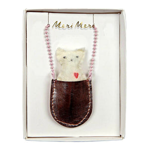 honeypiekids | Meri Meri Cat Necklace