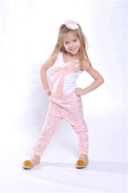 Petite by Celine Lace Harem pants - Honeypiekids.com