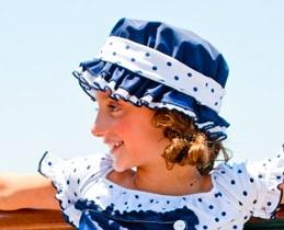 Chichanella Bella Rowboat Rosie Bonnet - Honeypiekids.com