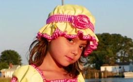 Honeypiekids | Chichanella Bella Diving Daisy Bonnet