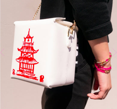 Bewaltz Chinese Take Out Handbag | Honeypiekids