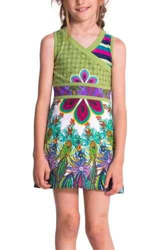 Desigual Kids Berrandule Dress - Honeypiekids