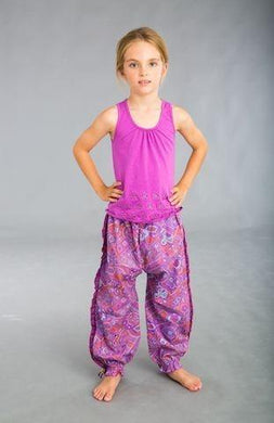 honeypiekids | Dimity Bourke Spanish pant in Island Dream