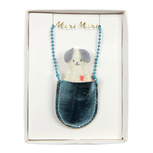 Honeypiekids | Meri Meri Dog Necklace