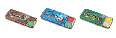 Honeypiekids | Tinte Vintage Slider Tin Flavored DOUBLE UP Lip Balm