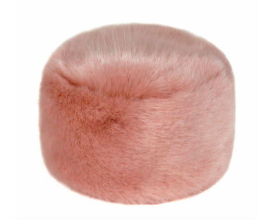 honeypiekids | Antoinette Paris Faux Fur Pill Box Hat in 3 Color Choices