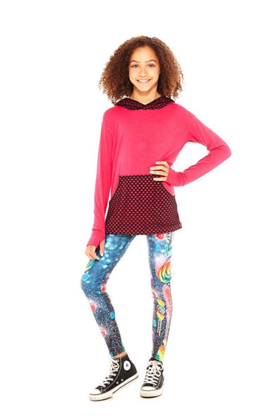 Honeypiekids | Terez Girls Dylan's Candy Bar Leggings