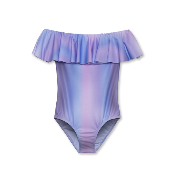 Honeypiekids | Stella Cove Pastel Ombre One Piece Swimsuit