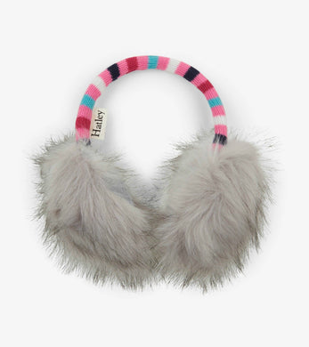 Hatley Girls Faux Fur Earmuffs | Honeypiekids