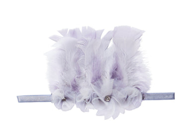 Tutu Du Monde Floating Feathers Headband - Honeypiekids.com