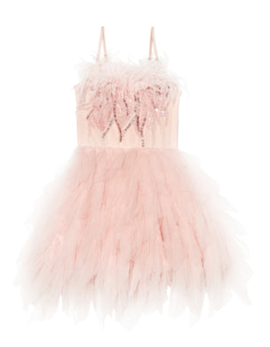 Tutu Du Monde Floating Feathers Tutu Dress - Honeypiekids.com