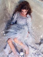 Load image into Gallery viewer, Tutu Du Monde Swan Queen Dress in Frosted | Honeypiekids