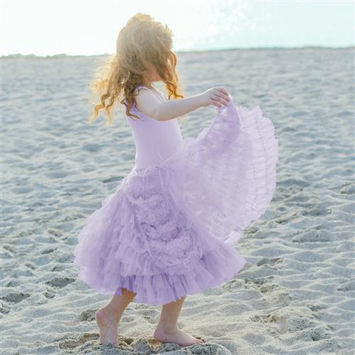 Honeypiekids | Pixie Girl Georgia Dress in Lavender