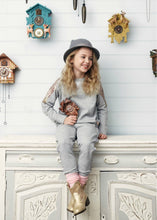 Load image into Gallery viewer, Angel's Face Jenny Jogger in Grey | Honeypiekids