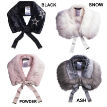 Load image into Gallery viewer, honeypiekids | Imoga Faux Fur Collars in 4 Different colors to choose from