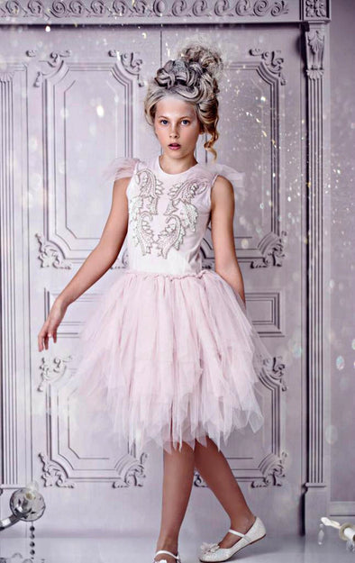 Honeypiekids | Ooh La La Couture Lilac Imperial Dress