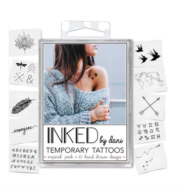 Honeypiekids | INKED By Dani INSPIRED PACK