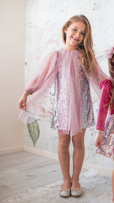 honeypiekids | Isobella and Chloe Aurora Dress.