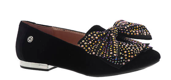 honeypiekids | Jessica Simpson Girls Simone Shoes in Black.