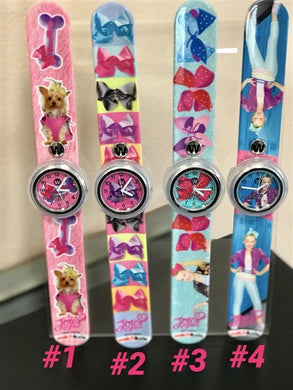 Jo Jo Siwa Watchitude Watches in 4 different styles to choose from - Honeypiekids.com