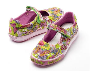 honeypiekids | Lelli Kelly Maisie Green Fantasy Shoes
