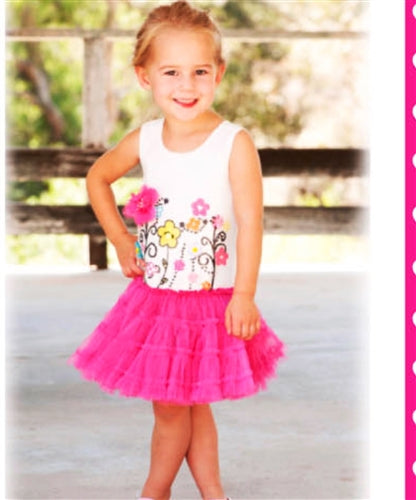 Little Mass Alice Tutu Dress