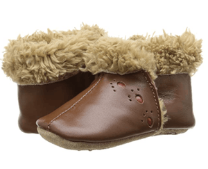 honeypiekids | Livie & Luca Infant Boys Grizzly Shoes in Toffee.