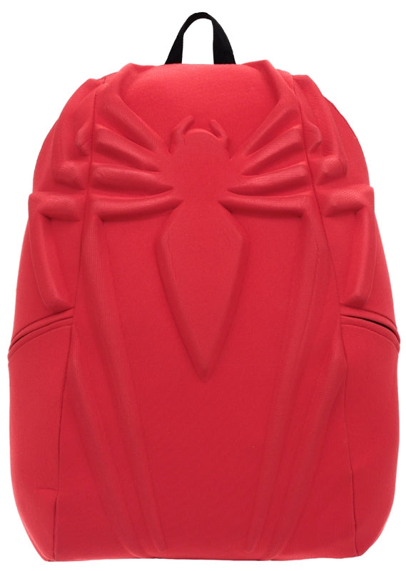 Honeypiekids | Mad Pax Block Full Size Spiderman Back Pack In Red