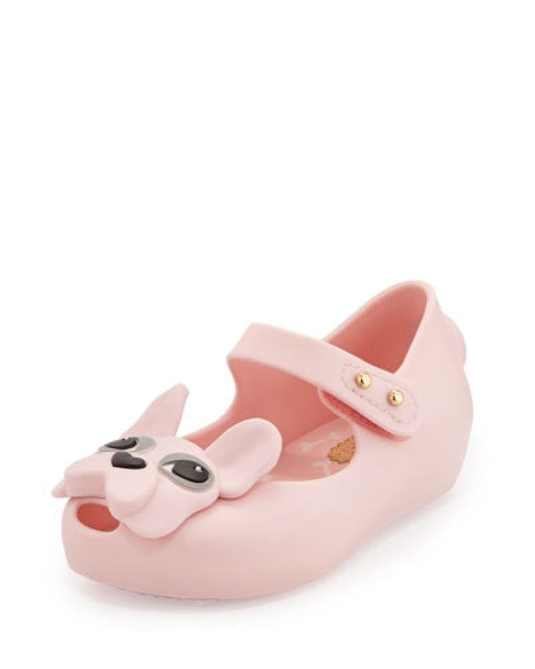 Mini Melissa UltraGirl Pink Dog Shoes
