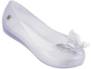 Mini Melissa Ultragirl Fly in Pearly Lilac (Youth Size) | Honeypiekids