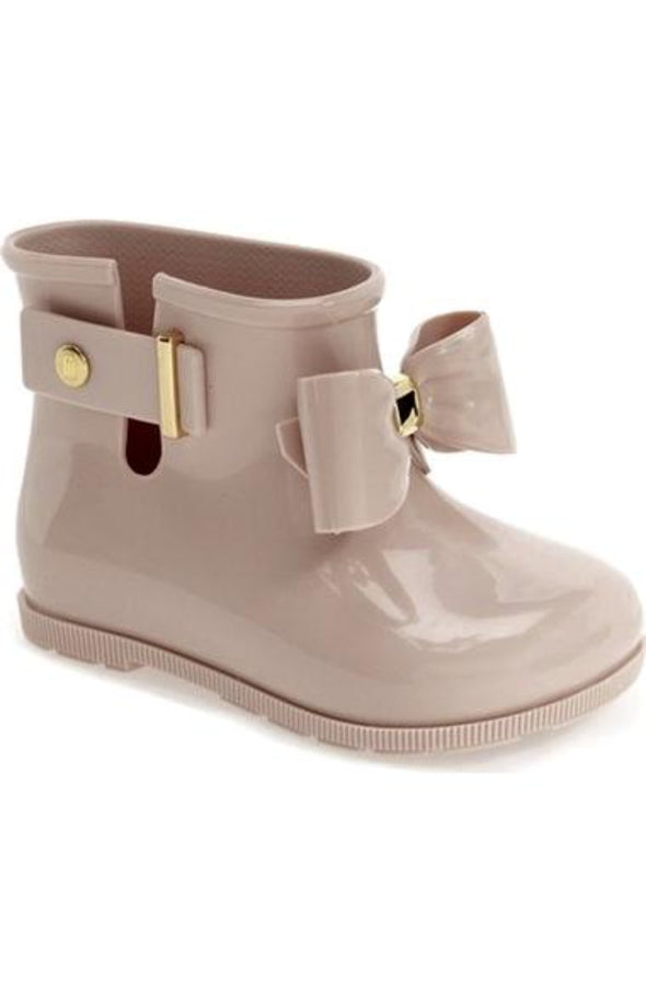 Honeypiekids | Mini Melissa Sugar Rain Boot in Pink