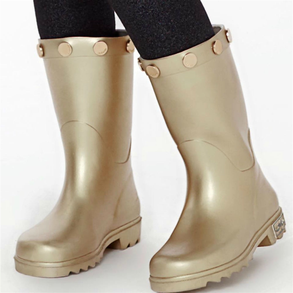 Oil & Water Platinum Boots