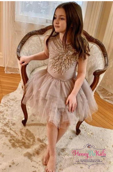 honeypiekids | Ooh La La Couture Vintage Patisserie Amarine Dress.