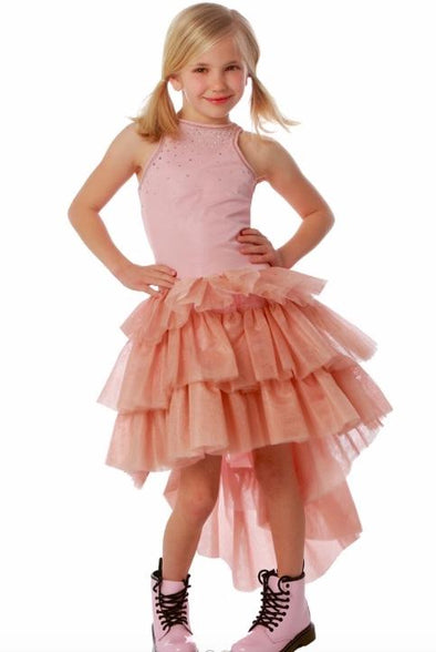 Honeypiekids | Ooh La La Couture Heavenly Pink Chloe Dress