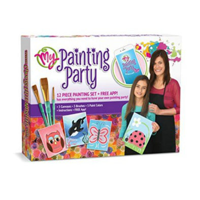 Honeypiekids | Choose Friendship My Painting Party Craft Kit
