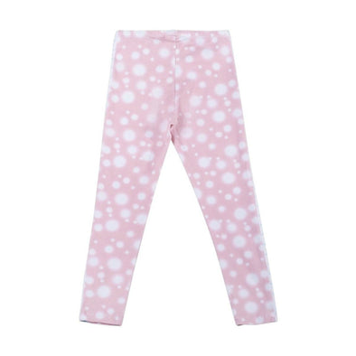 Honeypiekids | Paper Wings Blurry Spots Organic Leggings