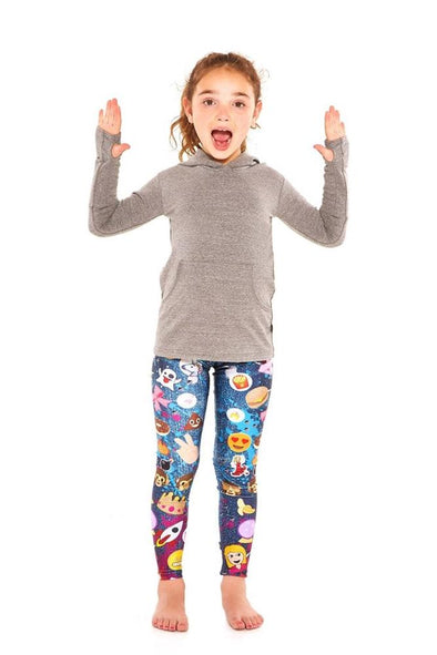 Honeypiekids | Terez Girls Patch Pals Leggings