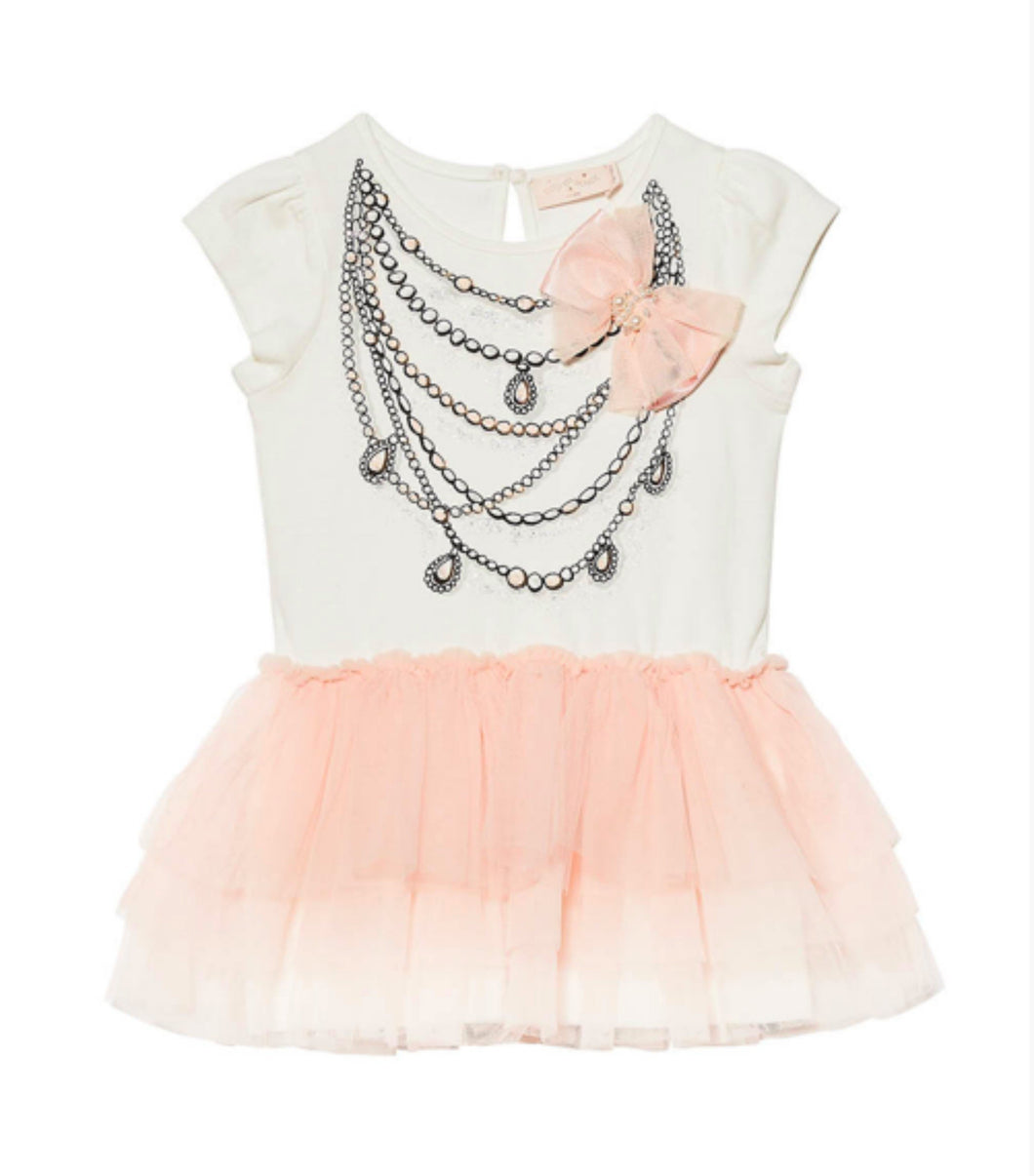 Tutu Du Monde Bebe Perla Dress | Honeypiekids