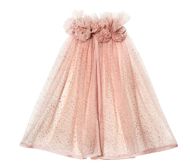 Tutu Du Monde Diamond Glitter Cape in 2 color choices - Honeypiekids.com