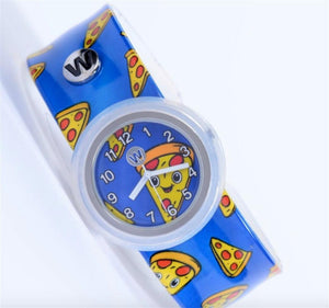 Pizza Party Watchitude Watch - Honeypiekids.com
