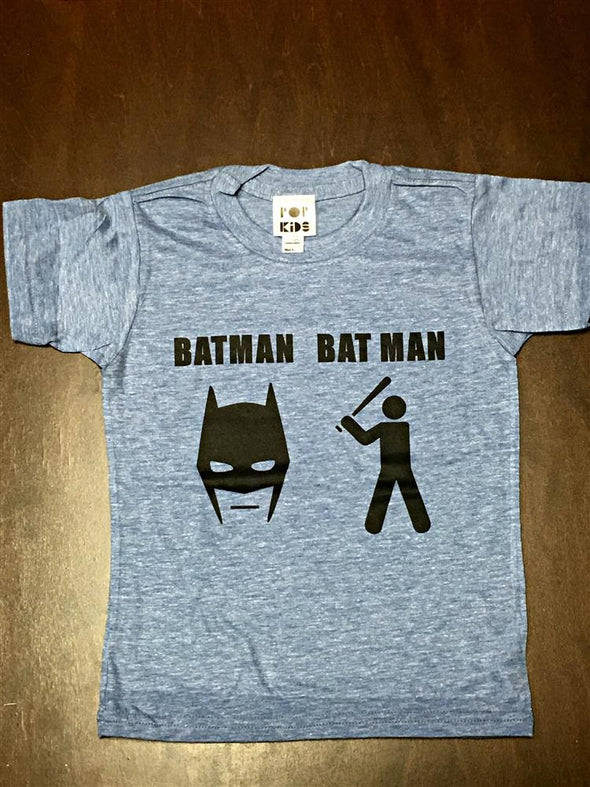 Honeypiekids | Pop Kids Batman t-shirt