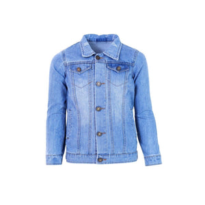 Rainbow Tassel Denim Jacket - Honeypiekids.com