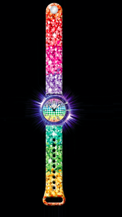 honeypiekids | Sassy Sequins Watchitude Glow Light Up Watch.