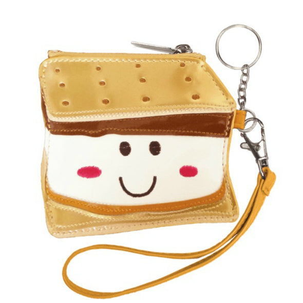 honeypiekids | I-Scream S'more Purse Key Chain