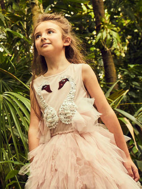 Tutu Du Monde Swan With Me Tutu Dress - Honeypiekids.com