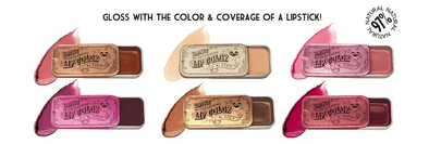 Honeypiekids | Tinte Vintage Slider Tin Flavored Lip COLOR
