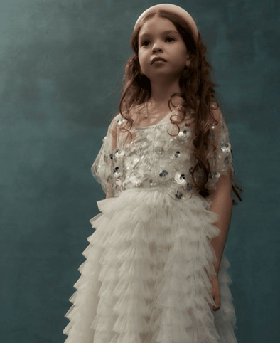 Honeypiekids | Tutu Du Monde Mykonos Cape In 2 color Choices