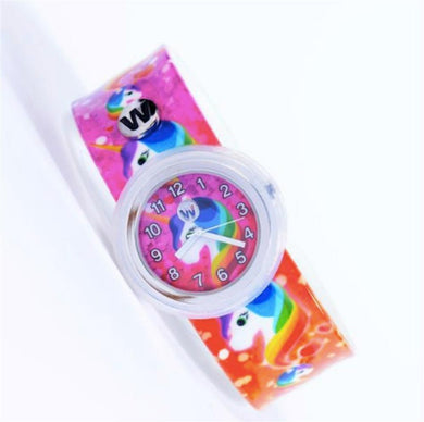 Rainbow Unicorns Watchitude Watch
