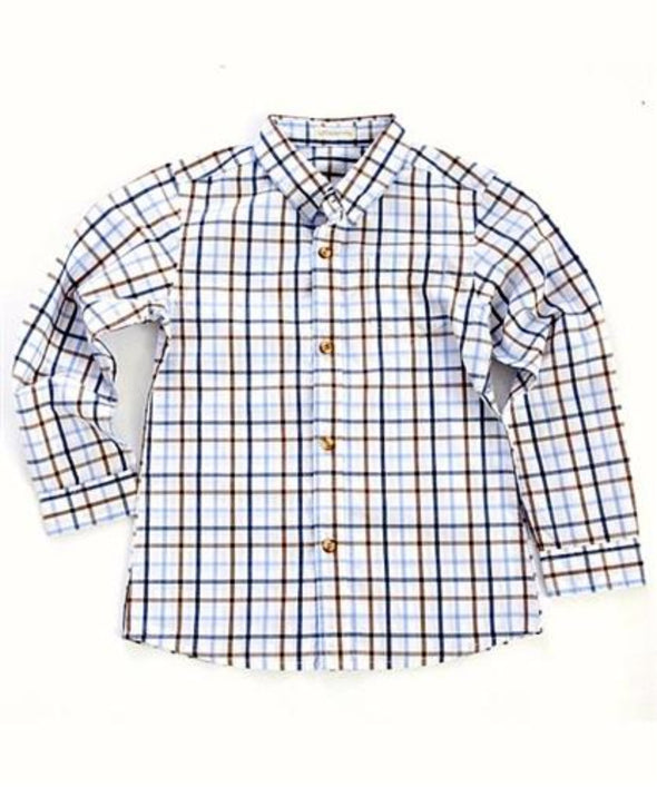Honeypiekids | Urban Sunday Graham dress shirt